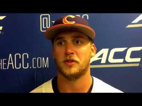 Clate Schmidt on his performance against Louisville