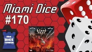 Miami Dice, Episode 170 - Blood Rage