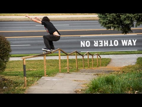 """preview image for Vans """"No Other Way"""" Video"""