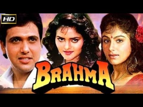 Brahma l Hindi Full Action Movie l Govinda, Madhoo l 1994