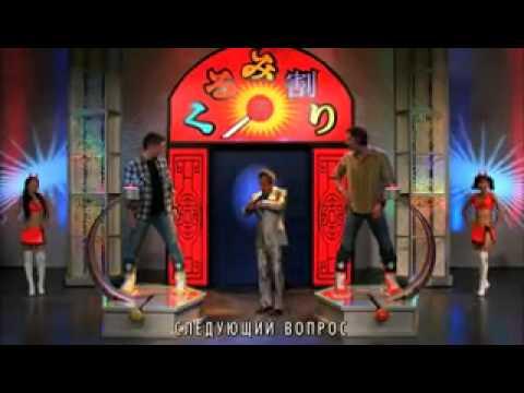 Сверхъестественное - Дин и Сэм на японском телешоу видео