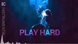 Play Hard - Hip Hop Rap Beat | Freestyle Instrumental (Prod. KayEvinMusic)