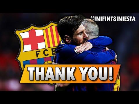 Iniesta's Last Game EVER! *LEGEND* Barcelona 1-0 Real Sociedad [REACTION] w/BugaLuis
