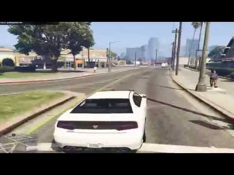 GTA5 2015 Погоня!