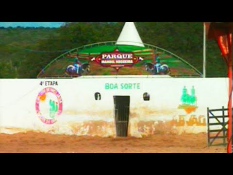 4ª ETAPA DO CIRCUITO DE VAQUEJADA - PARQUE MANOEL NOGUEIRA - DIA 02 - ASSUNÇÃO - PB