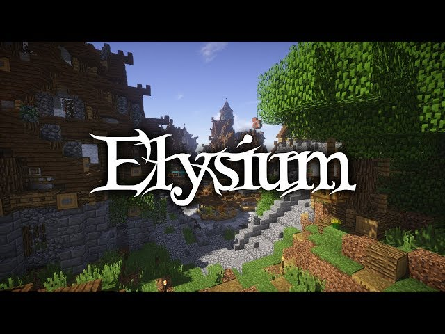 Elysium Pure Roleplay with Magic Races Towns Minecraft Server