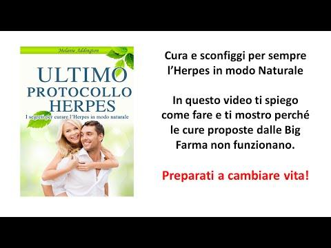 Ultimo Protocollo Herpes - segreti per curare l'herpes in..
