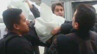 Turkish neo-nationalists assault U.S. Navy sailors | Kholo.pk