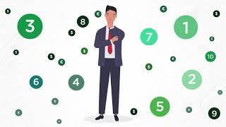 Dancing Numbers video