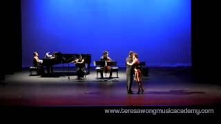 """""""If Music be the Food of Love"""" Concert: Tango Dance I"""