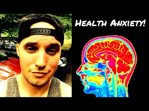 Severe Health Anxiety Symptoms! (THE WORST!)