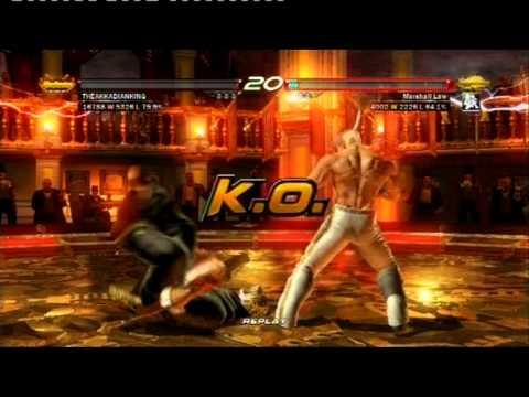 Tekken 6 Online: King vs. Law [KBB]