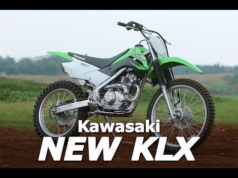 Kawasaki New KLX 2016
