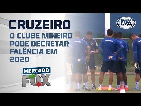 CRUZEIRO PODE DECRETAR FALÊNCIA!