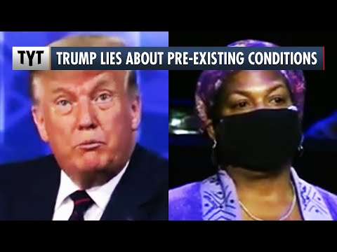 Trump's WORST Lie During the ABC Town Hall