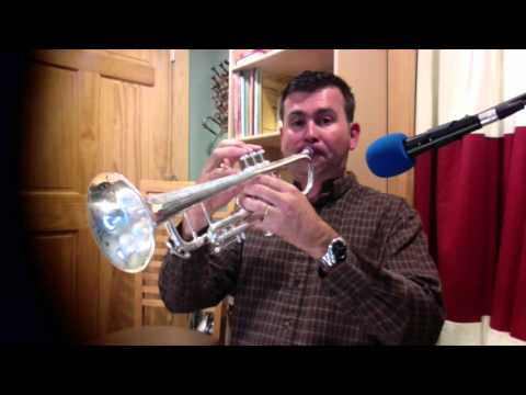 Dr. Joel Flunker, trumpet