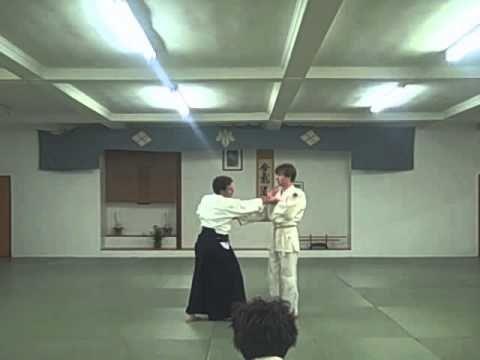 Aikido - Seoi Otoshi