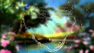 Run To Me - Dionne Warwick / Barry Manilow - Lyrics / HD