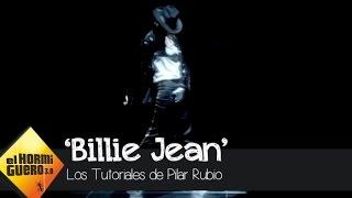 Pilar Rubio Baila Como Michael Jackson - El Hormiguero 3.0