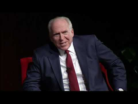 Former CIA Director John Brennan spoke on Wednesday about the pipe bombs sent to Democratic politicians and news network CNN. The envelope received by CNN was actually addressed to Brennan. (Oct. 25)