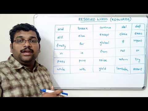 mp4 Python Keyword, download Python Keyword video klip Python Keyword