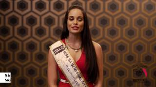 Introduction Video of Shelbe Pretorius Miss South Africa 2017 Contestant from Krugersdorp, Gauteng