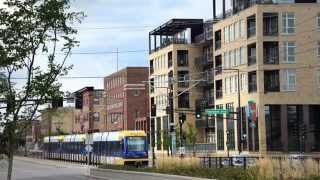 The METRO Green Line - a magnet for housing development...
