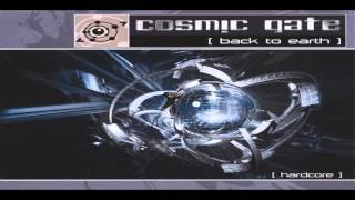 Cosmic Gate   Back To Earth (Original)