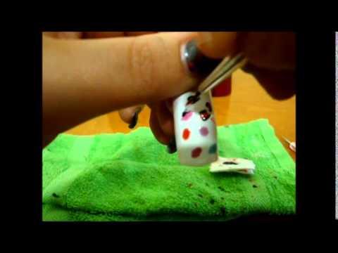 Eliminazione di un fungo di unghie una volta
