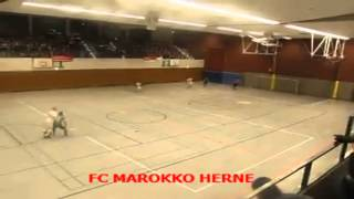 preview picture of video 'FC Marokko Herne - SV Wanne 11  Finale  prt2'