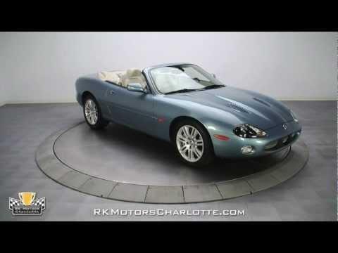 132609 / 2003 Jaguar XKR