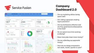 Service Fusion video