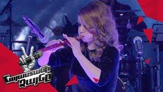 Lilit Hambaryan sings 'Սպանված աղավնի' - Knockout – The Voice of Armenia – Season 4