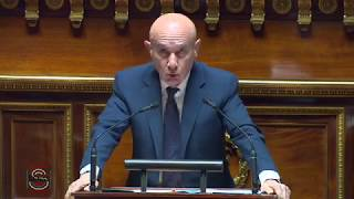 Claude MALHURET : Débat à la suite de la Déclaration de politique générale du Premier Ministre