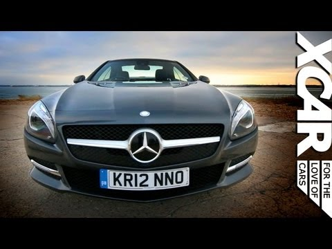 Mercedes-Benz SL350: What's In A Name? - XCAR