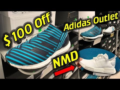Hunting for Soccer Cleats at the Adidas Outlet (Best Finds Ever!)
