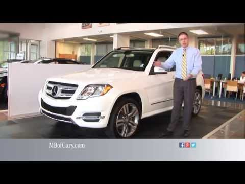 2014 Mercedes-Benz GLK-Class Walkaround Video