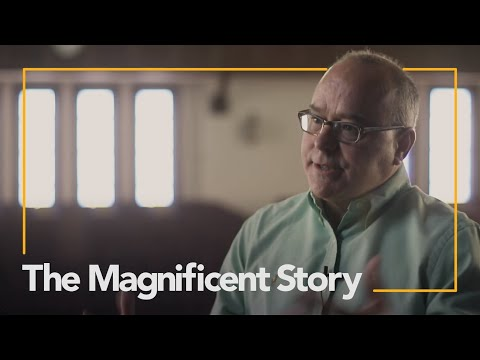 The Magnificent Story by Dr. James Bryan Smith | Friends University