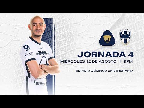 Resumen   Pumas UNAM 1 – 1 Monterrey   Liga MX – Guardianes 2020 – Jornada 4   PumasMX
