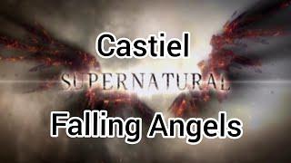 Castiel - Falling angels