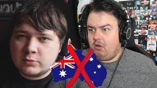 Daz Watches Australia Isn't Real