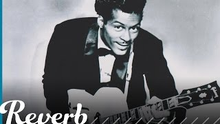 """Chuck Berry's """"Johnny B. Goode"""" Guitar Intro 