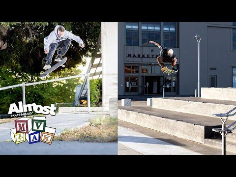 """Almost Skateboards """"MV"""