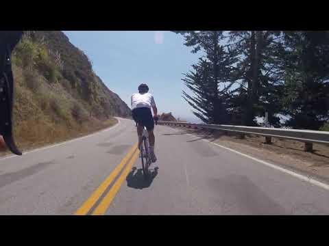 Cycling Big Sur (1/2)