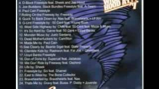 Juelz Santana: Monster Music Dj Clue Remix