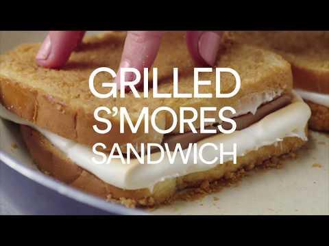 S'mores sandwich - سندوتش سمورز