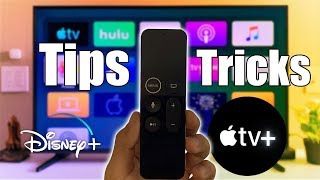 Hidden Apple TV Features & Settings - VERY USEFUL
