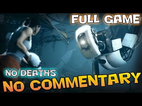 Portal 2 - Full Walkthrough