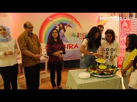 Calista Amadea Rilis Lagu Anak-anak Karya Ibu Sud