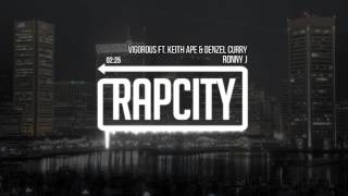 Ronny J - Vigorous (ft. Keith Ape & Denzel Curry)